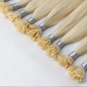 Flat Tip Remy Hair Extensions