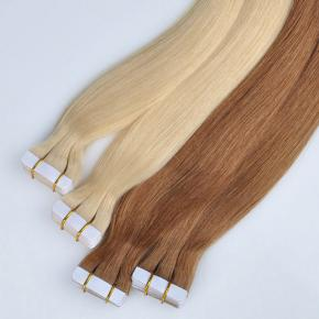 Best Quality  Full Cuticle Tape Hair Extension