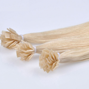 Flat Tip Hair Extension Best Quality Wholesale Double Drawn Hair