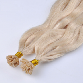 Customization Available Double Drawn Hair Extension Keratin