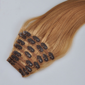 Clip Hair Extension Best Quality Tangle Free Shedding Free European hair