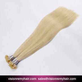 Italian Fusion Keratin Human Virgin Hair i Tips Hair Extension