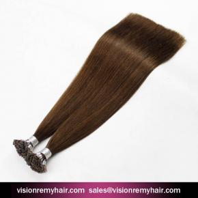 Italian Fusion Keratin Human Virgin Hair i Tips Hair