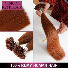 Wholesale Remy Hair 0.8g Full Cuticle Nail Tip