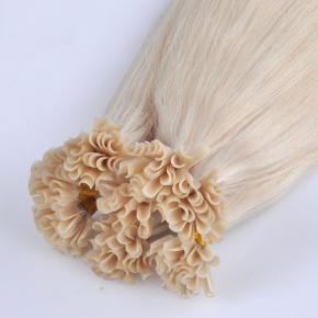 Wholesale Super Double Drawn Prebonded Hair