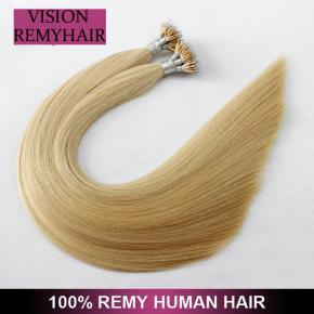 Nano Ring Remy Hair Extension  Top quality