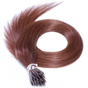 100% Real Human Hair Mink Nano Ring Metal Tip Hair  03
