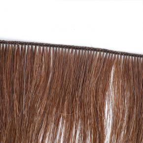 The Best Quality Russian Hair Cuticle Aligned Hair Hand Tied Weft Hair Extension