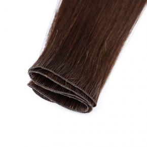 High Quality Virgin Hand Tied Weft Hair Extension