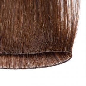 hand tied weft wholesale remy high quality european hair extension