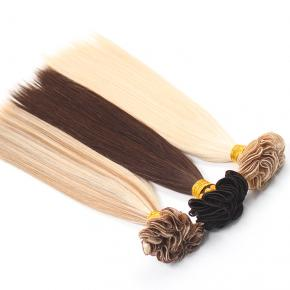 Top Selling Best Quality Hand Tied Hair Weft Remy Hair Extension