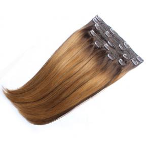 Super Quality Popular Russian Mongolian Hair Extension 1