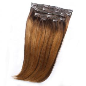 Super Quality Popular Russian Mongolian Hair Extension 4
