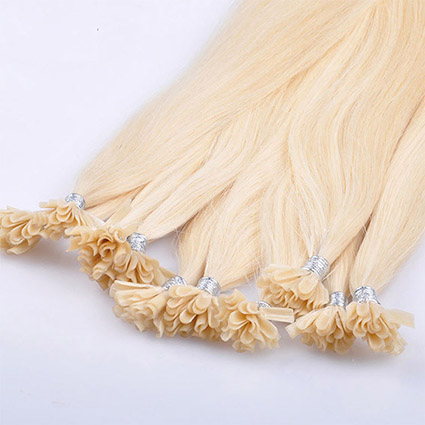 U- Tip Remy Hair Extensions